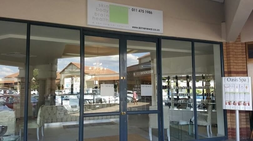 Sleep renewal west rand entrance at town square