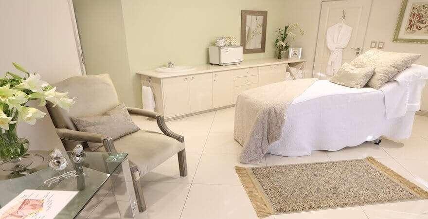 Sleep renewal brooklyn treatment room