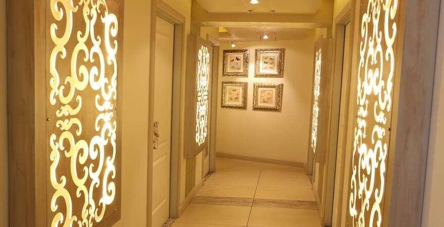 Sleep renewal illovo hallway