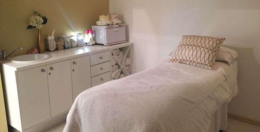 Sleep Renewal Stellenbosch integrative and sleep clinic treatment room die boord