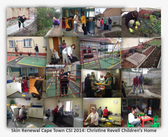 Christine Revelle Children's home